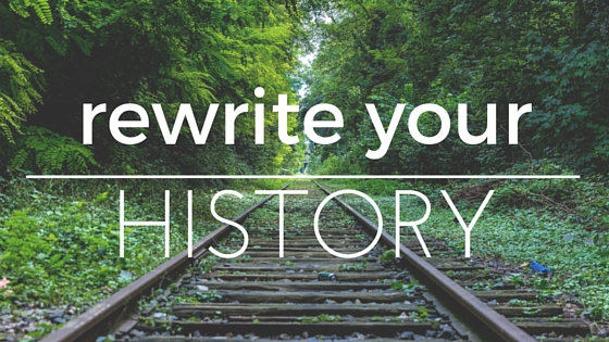 rewrite your history
